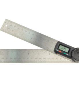 Brüder Mannesmann digital vinkellineal 200 mm 81220