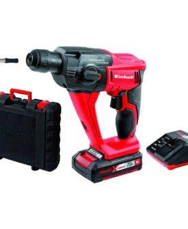 Einhell batteridrevet borehammer TE-HD 18 Li Kit