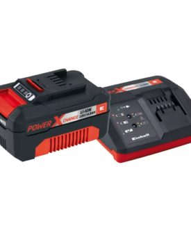 Einhell batteriopladersæt Power X-Change 18 V 4 Ah 4512042