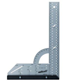 wolfcraft universel målefirkant 300 mm 5205000