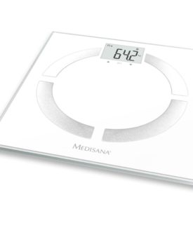 Medisana kropsanalysevægt BS 444 hvid 180 kg 40444