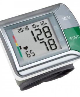 Medisana blodtryksmåler til håndled HGN hvid og sølvfarvet