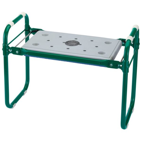 Draper Tools foldbar havesæde/knæstøtte jern i grøn 64970