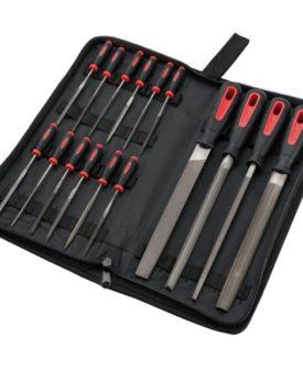Draper Tools nålefilsæt i 16 dele 68904