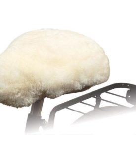Willex sadelbetræk fåreskind naturfarvet 30120