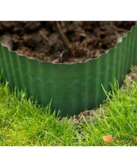 Nature havekant 0,2 x 9 m grøn