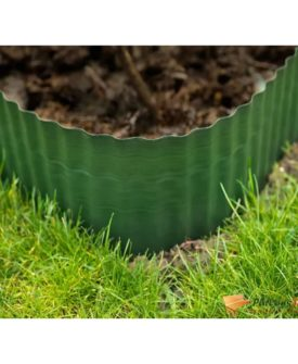 Nature havekant 0,25 x 9 m grøn