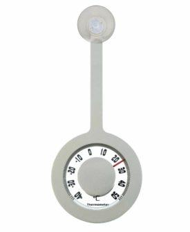 Nature hængende udendørstermometer 7,2 x 16 cm