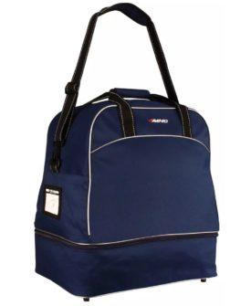 Avento fodboldtaske Senior marineblå