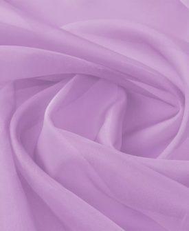 vidaXL voile-stof 1,45×20 m lilla