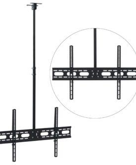 vidaXL loftmonteret TV-beslag 37″-70″ højdejusterbart