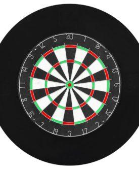 vidaXL professionel beskyttelsesring til dartskive EVA