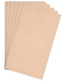 vidaXL plakatplader 10 stk. DIN A1-størrelse HDF 841 x 594 x 3 mm
