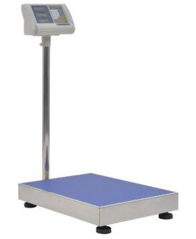 vidaXL digital platformsvægt 300 kg med genopladeligt batteri