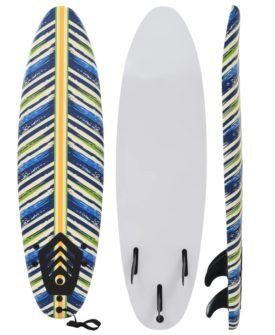 vidaXL surfbræt 170 cm blad