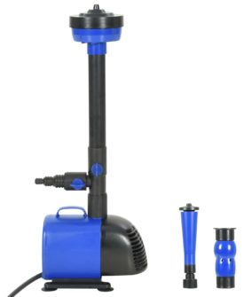 vidaXL springvandspumpe 110 W 3000 l/t.