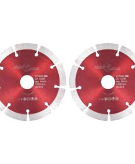 vidaXL skæreskiver til diamantskærer 2 stk. 125 mm stål