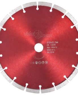 vidaXL skæreskive til diamantskærer 230 mm stål