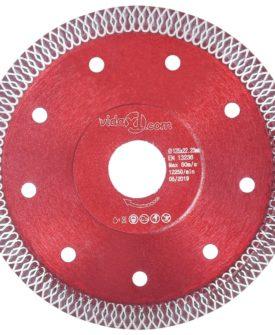 vidaXL skæreskive til diamantskærer med huller 125 mm stål