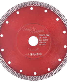 vidaXL skæreskive til diamantskærer med huller 230 mm stål