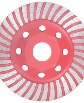 vidaXL diamantslibehjul med turbosegment 115 mm