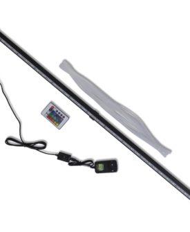 vidaXL LED akvarieboblelampe RGB 94 cm