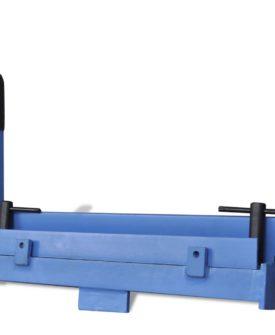 Manuelt opereret metalplade foldemaskine 450 mm