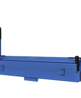 Manuelt opereret metalplade foldemaskine 630 mm