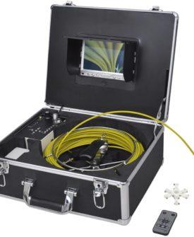 vidaXL rørinspektionskamera 30 m med DVR-kontrolboks