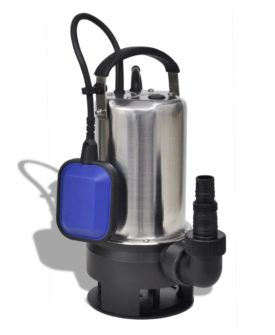 vidaXL dykpumpe spildevand 750 W 12.500 l/t.