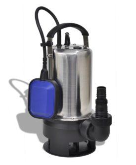 vidaXL dykpumpe til snavset vand 1100 W 16.500 l/t