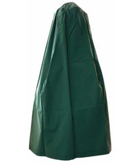 RedFire beskyttelsescover Chimeneas S til udepejse nylon grøn 82046