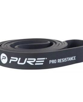 Pure2Improve Pro modstandsbånd Heavy sort P2I200110