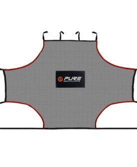 Pure2Improve indendørs træningsnet 275 x 185 cm PE