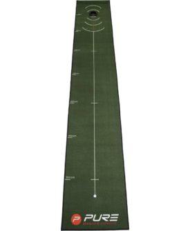 Pure2Improve golftræning puttemåtte 400 x 66 cm