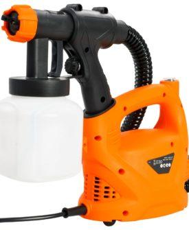 vidaXL elektrisk malersprøjte med luftslange 500 W 800 ml