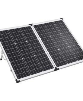 vidaXL foldbar solcellekuffert 120 W 12 V